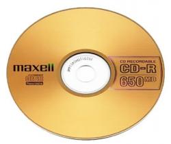 CD-R - Maxell