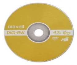 DVD - WR - Maxell